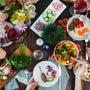 ◆片づけはディナーの…