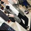 卒業式、入学式コーデ♡コルセット付きパンツで。