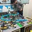 レゴで不思議な鉄道づ…