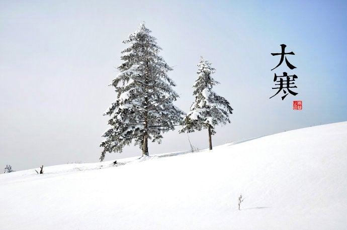 今日は『大寒』です‼ | ☆蒼月のブログ~月讀命☆