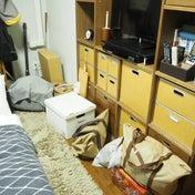 ちょい置きで「物置化」しがちな部屋を使い回し家具でスッキリ改善!