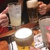 牡蠣貝鮮かいりで痛風鍋!@渋谷