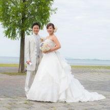 本日、結婚式!
