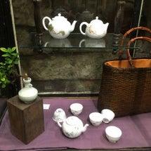 新春中国茶会満席にな…