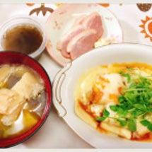 ラザニア風 高野豆腐