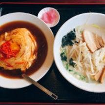 豪快lunch♡。
