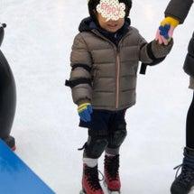 スケート初体験!