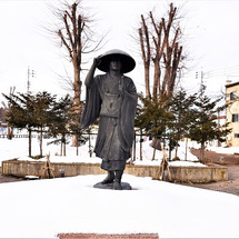飯山市雪と寺の町シン…