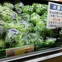 野菜がない野菜高騰〜…