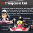 X2トランスポンダー…