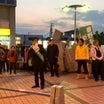 【1月20日-5】秦野市長選挙(最終日)!新しいリーダーによってに新しい風を吹かせましょう!!