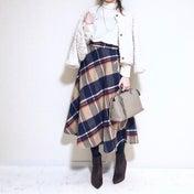 【UNIQLO】4000円以下の優秀ファーコート×990円ニットでウェディングフェアへ♡