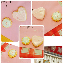 【アイシングクッキー…