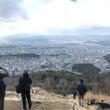 大文字山の幻の滝