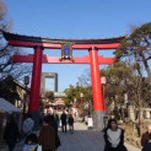 富岡八幡宮に来ました…