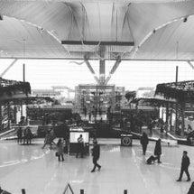 仁川空港の新ターミナ…