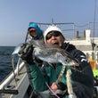 タチウオ釣り 潮食い…