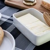 ★専用ケースなしでもバターを綺麗にカットする方法