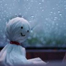 冷たい雨(T ^ T…