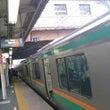 久喜駅まで帰ってきま…
