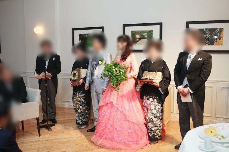 結婚式レポ⑰】披露宴9-謝辞・新...