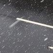 湘南は吹雪です!