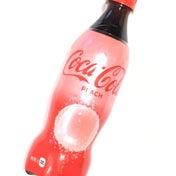 """世界初登場""""もも""""香る☆コカ・コーラ ピーチ"""