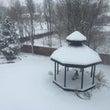 大雪でも幸せ