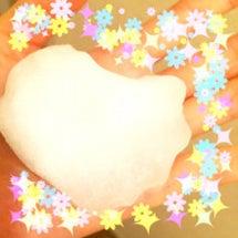 Snow heart…