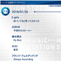 AKB48、今週の「…