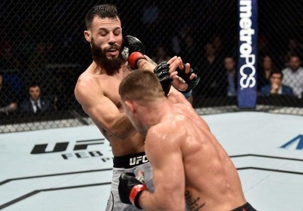 UFC220 Miocic vs Ngannou ワイ...