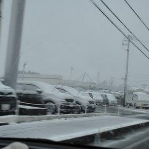 雪の出張リペアの画像