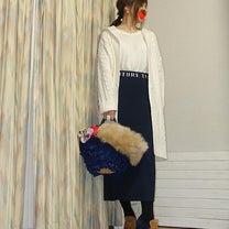 GU春物、超大型店限定ニットナロースカート購入♪の記事に添付されている画像