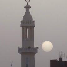 エジプトの白い太陽!