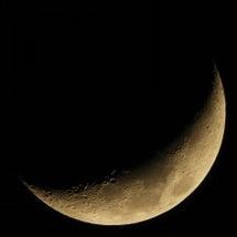 今宵のお月様
