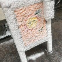 大雪な日に美容三昧!