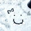 東京で初雪です♡