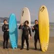 日曜日のサーフィンス…