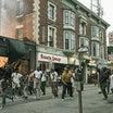 「デトロイト」普通の町中が戦場になり国民同士が殺し合うって、間違っていると気が付かないのかしら。