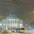 東京は大雪、エストニ…