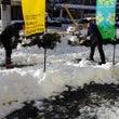 ★☆★高倉店の積雪情…