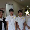 帝塚山リハビリテーション病院 中学校職場体験の画像
