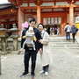 奈良に帰ってました♪