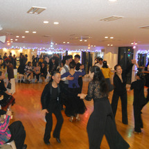 新春ダンスパーティー…