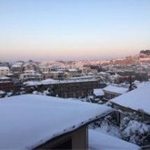 関東での大雪体験