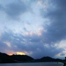 #空   雲の行く方…