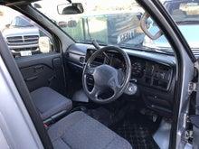 ダイハツ ハイゼットカーゴ 4WD ハンドル