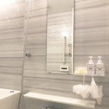 お風呂の鏡をピカピカ…