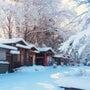 大雪のあとの絶景