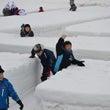 山形県最上地域の雪ま…